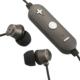 AudioComm ワイヤレスイヤホン グレー [品番]03-1681