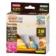 LED電球 ミニクリプトン形 E17 25形相当 防雨タイプ 電球色 2個入 [品番]06-1887