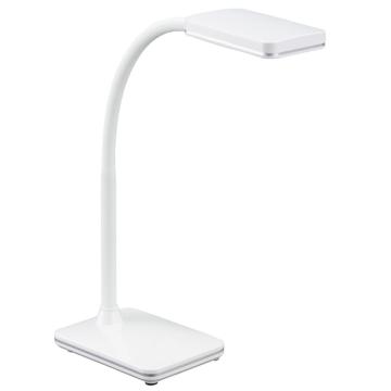 LEDデスクライト 昼白色 ホワイト [品番]07-8403