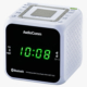 AudioComm クロックラジオ Bluetooth対応 ホワイト [品番]07-8963