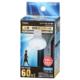 LED電球 E26 60形相当 人感・明暗センサー 昼光色 [品番]06-0790