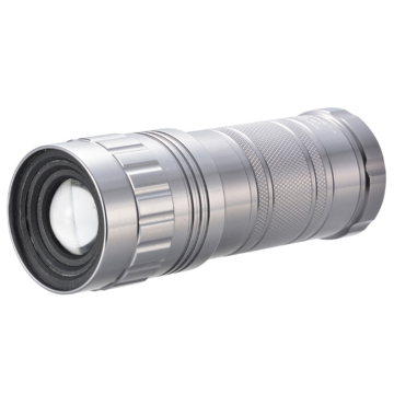 LEDズームライト 防水 SPARKLED 800ルーメン [品番]08-0958