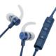 AudioComm ワイヤレスイヤホン イヤーフック付 ブルー [品番]03-2269