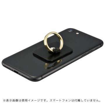 モバイルリング ブラック [品番]03-0390