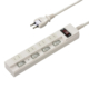 多機能節電タップ 4個口 2m [品番]00-6929