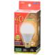 LED電球 E26 40形相当 電球色 [品番]06-3405