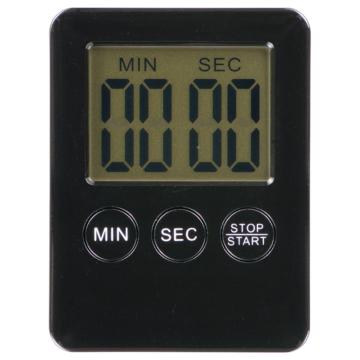 コンパクトデジタルタイマー ブラック [品番]08-0081