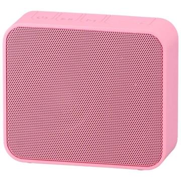 AudioComm ワイヤレス充電・スピーカー ピンク [品番]03-3191