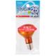 クリプトンミニレフ球 E17 25W アンバー [品番]04-6037
