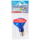 クリプトンミニレフ球 E17 25W ブルー [品番]04-6040