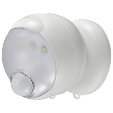 monban 360センサーライト ホワイト [品番]06-4201