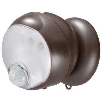 monban 360センサーライト ブラウン [品番]06-4203