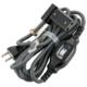 こたつ専用コード L型プラグ 中間スイッチ付 3m [品番]04-4800
