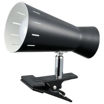 LEDクリップライト ブラック [品番]06-0843