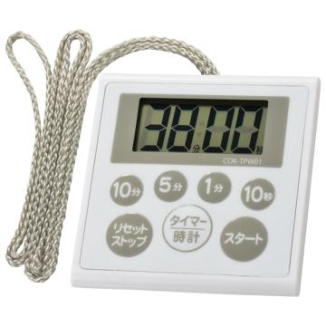 時計付き防水タイマー [品番]07-3788