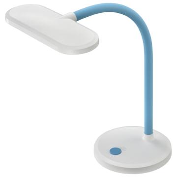 LEDデスクランプ ブルー [品番]06-3715
