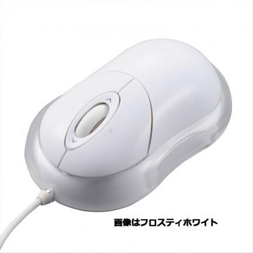 マウス QLK'eR クリックレア OCB オーシャンブルー [品番]01-1831