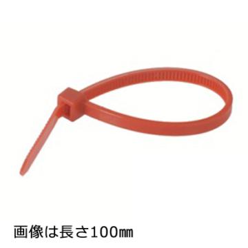 ロックタイ 300mm 50本入 赤 [品番]04-3167