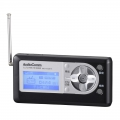 AudioComm ワンセグTVポケットラジオ ブラック [品番]07-9731