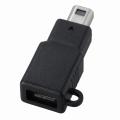 充電用 変換コネクター MicroUSB-3DSDSi [品番]01-3394