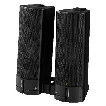 AudioComm USB電源ステレオスピーカー [品番]03-1300