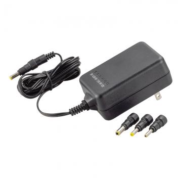 AudioComm マルチACアダプター 出力6段階切換式 [品番]03-1991