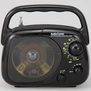 AudioComm 豊作ラジオ [品番]07-1039