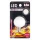 LED電球 装飾用 ミニボール E12 電球色 [品番]07-6466