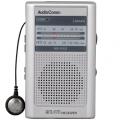 AudioComm イヤホン巻き取りポケットラジオ [品番]07-7759
