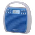 AudioComm 防水メモリープレーヤーラジオ M810 [品番]07-8100