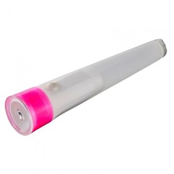 光るグリップ LEDライト ピンク [品番]07-8180