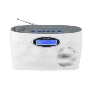 ワンセグ対応 TV/AM/FM ポータブルラジオ [品番]07-9730