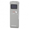 ICレコーダー 2GB シルバー [品番]09-3025