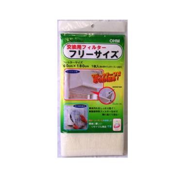 換気扇フィルター フリーサイズ [品番]00-6634