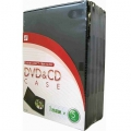DVD&CDケース 高さ191mm×厚さ14mm 5枚パック [品番]01-1842