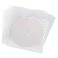CDスリーブ 50枚入 ホワイト [品番]01-2039