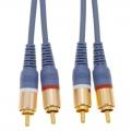 オーディオ接続コード ピンプラグ×2-ピンプラグ×2 2m [品番]01-2613