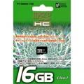 マイクロSDHCメモリー16GB [品番]01-3342