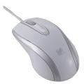 光学式マウス Lサイズ ホワイト [品番]01-3547