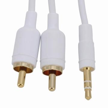 AudioComm iPod対応 オーディオケーブル 1m [品番]01-7001