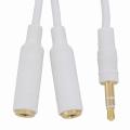 AudioComm iPod対応 オーディオケーブル 0.2m [品番]01-7006