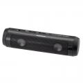AudioComm 2.1chチューブ型スピーカー ブラック [品番]03-2029