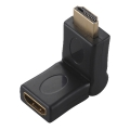 HDMI 180°可動変換プラグ [品番]05-0306