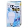 LED電球 E26 60形相当 昼白色 [品番]06-3030