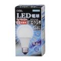 LED電球 E26 40形相当 昼白色 [品番]06-3098
