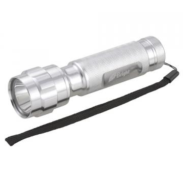180lm LEDライト 3.0W シルバー [品番]07-1590