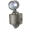 LEDセンサーライト 3W/200lm 1灯 [品番]07-2024