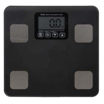 体重体組成計 ブラック [品番]07-5999