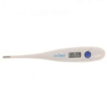 電子体温計 デジタル実測式 [品番]07-6111