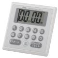 時計付きタイマー 防滴タイプ [品番]07-7859